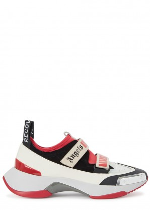 Palm Angels Recovery Tape panelled sneakers