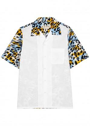 Marni White cotton shirt