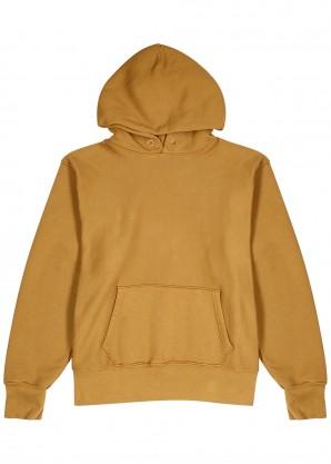 Les Tien Olive cotton-jersey sweatshirt