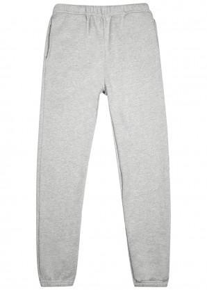 Les Tien Light grey cotton-jersey sweatpants