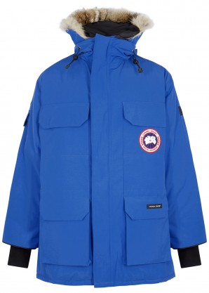 Canada Goose Expedition PBI fur-trimmed Arctic-Tech parka