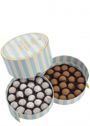 Charbonnel Et Walker Milk & Dark Chocolate Sea Salt Caramel Truffles 510g