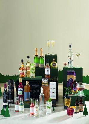 Harvey Nichols The Drinks Cabinet Hamper