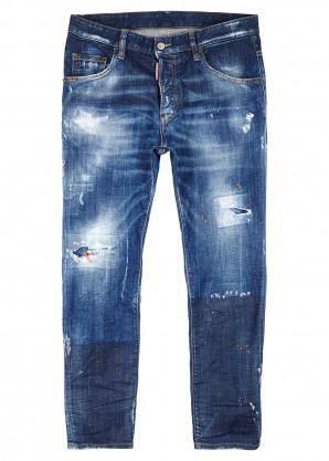 Dsquared2 Skater Guy distressed skinny jeans