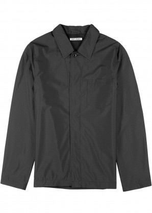 Our Legacy Tech Archive checked shell shirt