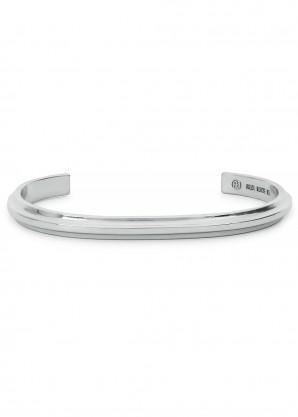 All Blues T Beam sterling silver bracelet