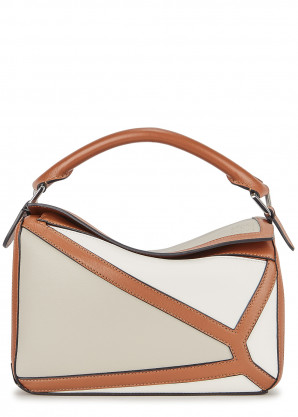 Loewe Puzzle small leather cross-body bag