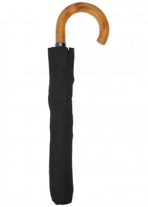 Paul Smith Black striped trim umbrella