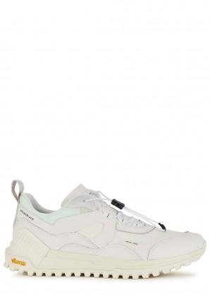 Brandblack Sierra white mesh sneakers
