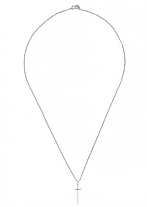 Maria Black George sterling silver necklace