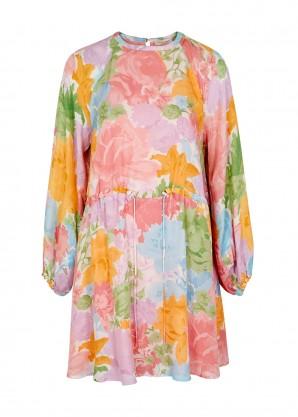 Stine Goya Coco floral-print mini dress