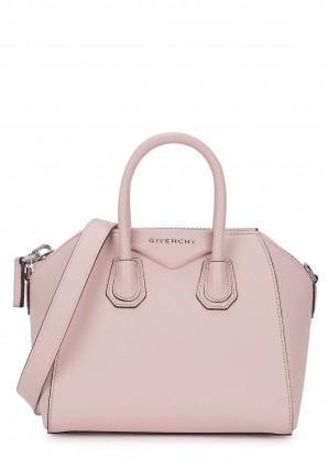 Givenchy Antigona small leather top handle bag