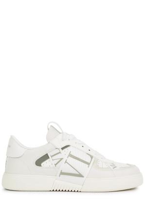 Valentino Valentino Garavani VL7N white leather sneakers