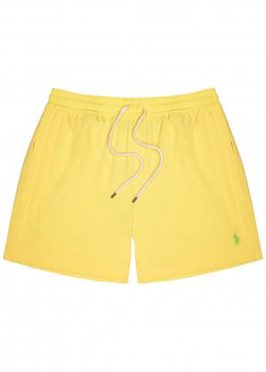 Polo Ralph Lauren Traveller yellow swim shorts