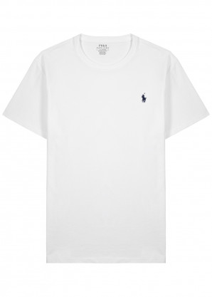 Polo Ralph Lauren White cotton T-shirt