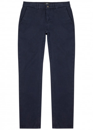 7 For All Mankind Slimmy Tapered Luxe Performance chinos