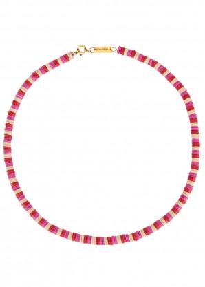 Gimaguas Pukas pink necklace