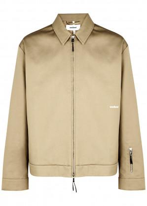 Soulland Windom camel twill jacket