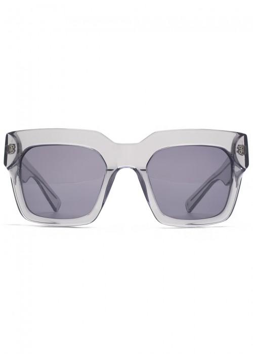 HOOK LDN Genesis Grey Square-Frame Sunglasses