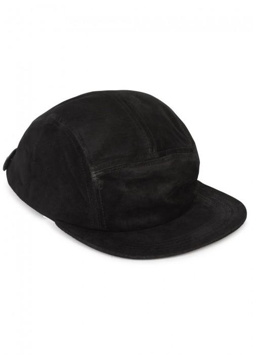 Hender Scheme  BLACK SUEDE CAP