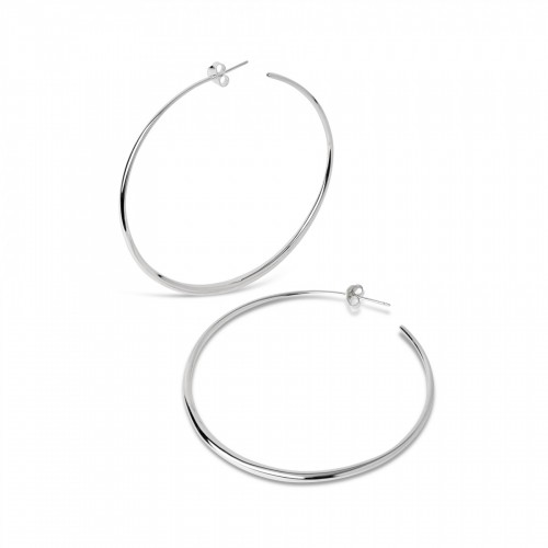 SIGNATURE LARGE HOOPS