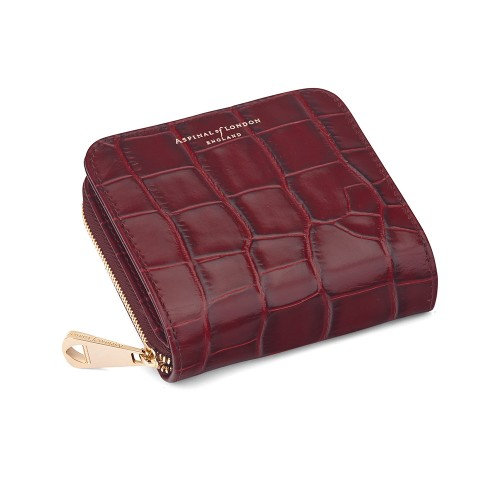 ASPINAL OF LONDON Aspinal Of London The Mini Continental Purse