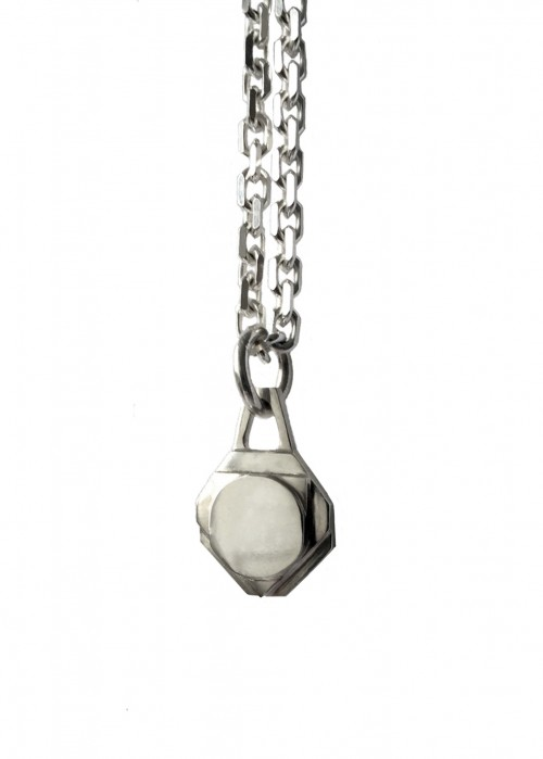 JAMES TANNER WOMENS GEO NECKLACE JT021
