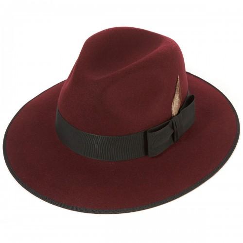23bb4f1b2fabe Christys  London Madison Wool Felt Trilby Hat