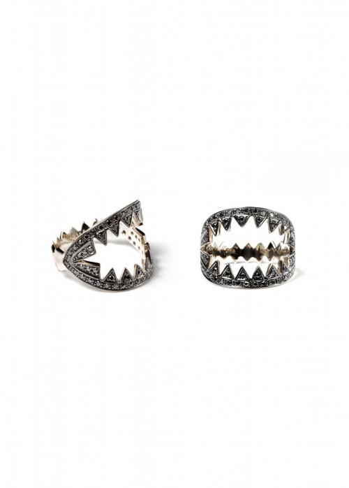 ARA VARTANIAN Shark Diamonds Ring