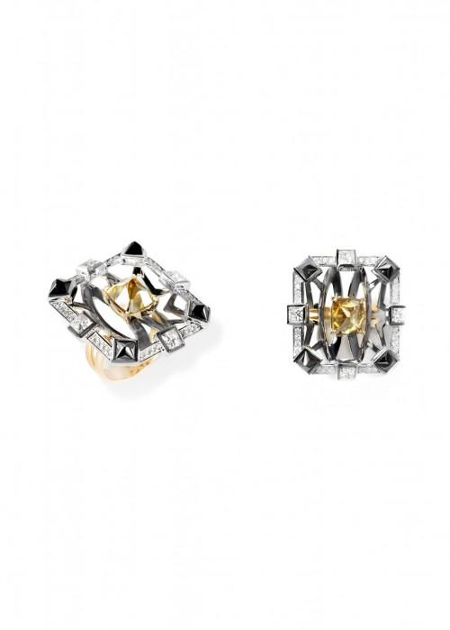 ARA VARTANIAN Fancy Yellow Diamond Ring
