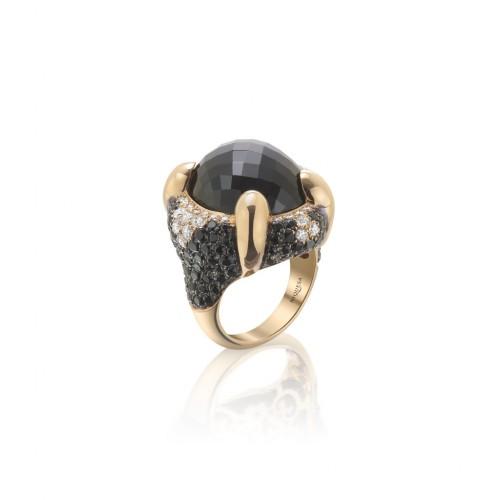 ONYX DIAMONDS BLACK SPINELS