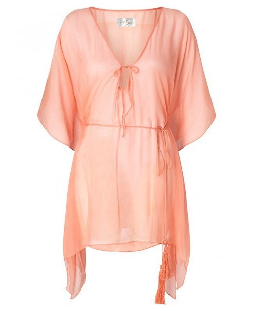 AYA SILK Aragonite Tunic