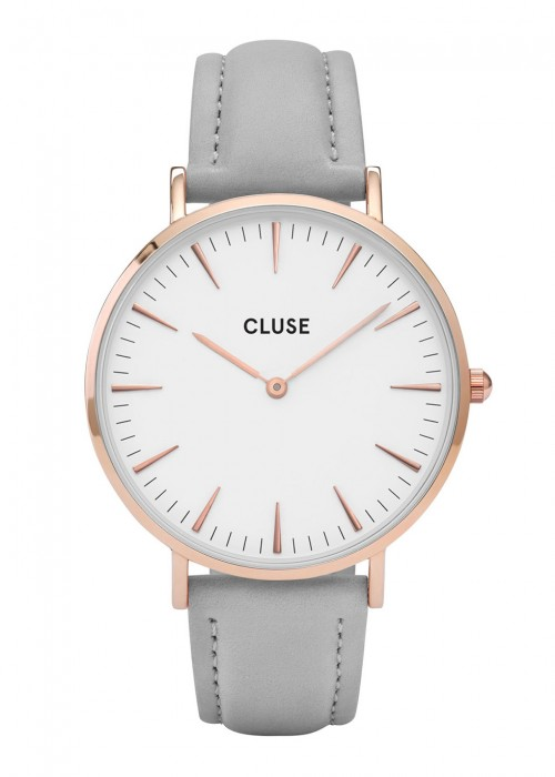 CLUSE LA BOHÈME ROSE GOLD TONE WATCH