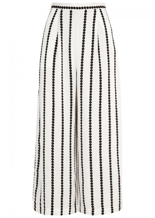 Finders Keepers WINDSOR SPOT-PRINT CULOTTES