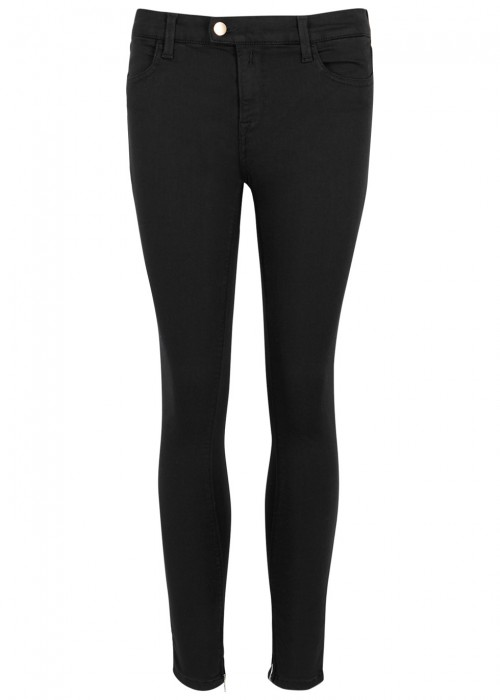 Replay TOUCH BLACK SKINNY JEANS