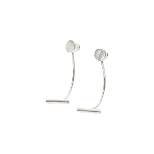 POLO CURVE EARRINGS