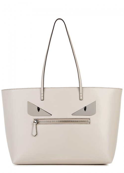 MONSTER STONE LEATHER TOTE