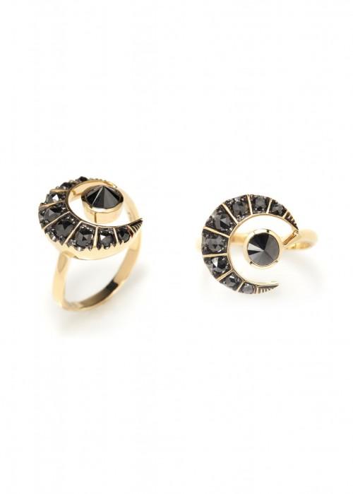 ARA VARTANIAN BLACK DIAMONDS RING
