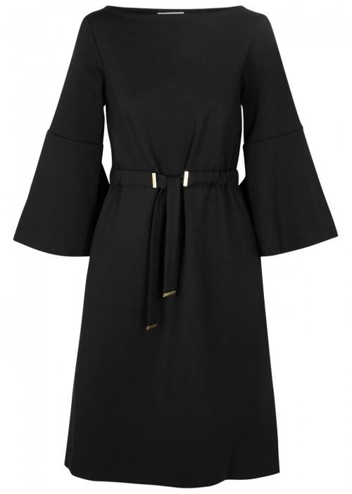 Osman PORTIA BLACK JERSEY DRESS