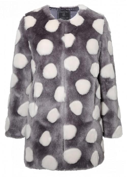 Unreal Fur BUBBLES COAT