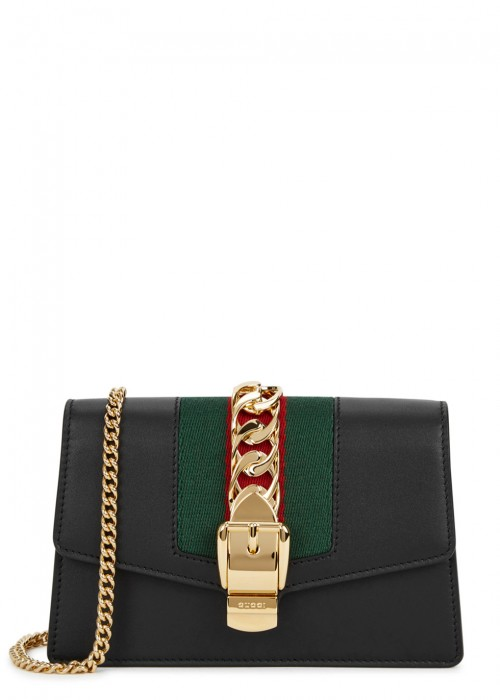 62240725a375 Gucci Sylvie Super Mini Chain Bag Review | Stanford Center for ...