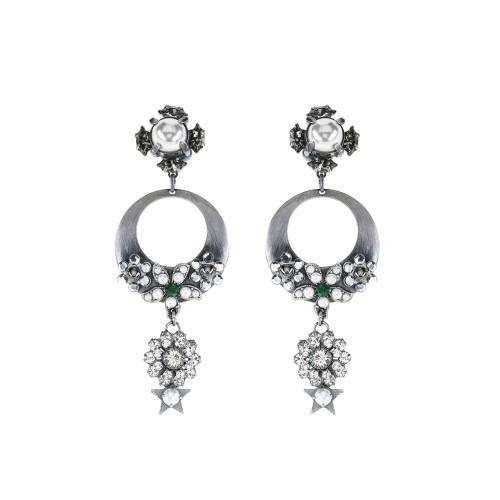 HALO & CO Killer Queen Earrings. Statement Earrings To Be Seen In!