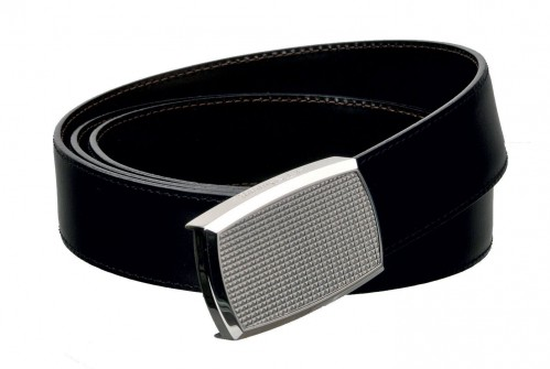 S.T. DUPONT LEATHER BELT
