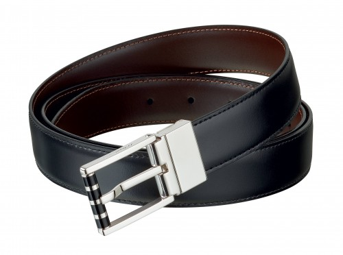 S.T. DUPONT Palladium And Leather Finish A