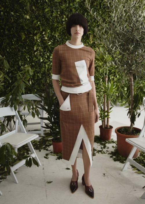 Jamie Wei Huang FAN FAN TOP RED