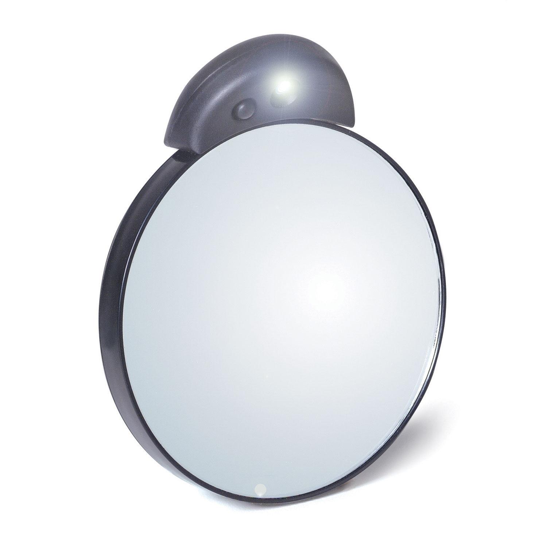 Tweezerman 10x Lighted Mirror Harvey Nichols