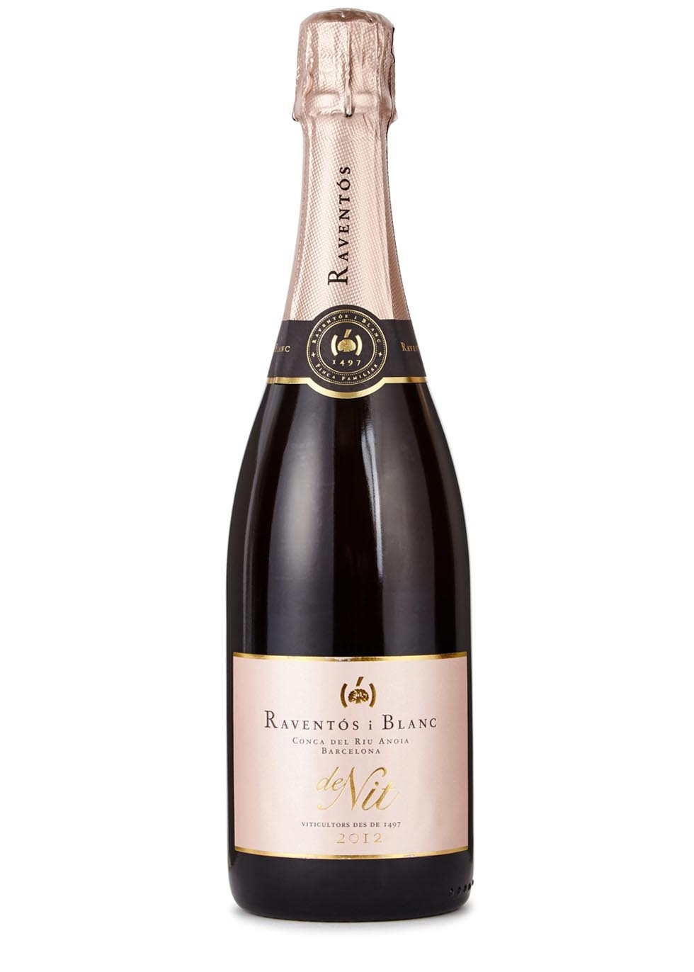 raventos i blanc company Bruberry blanc is a golden color with orange blossom and tropical aromas the wine is well balanced on the palate showing off white peach and apricot flavors with slight mineral notes that add complexity.