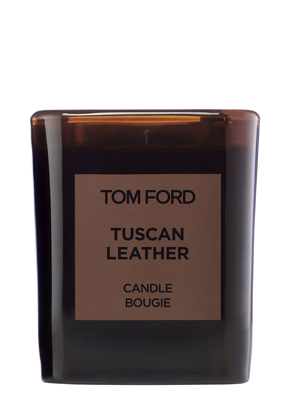 tom ford tuscan leather candle harvey nichols. Black Bedroom Furniture Sets. Home Design Ideas